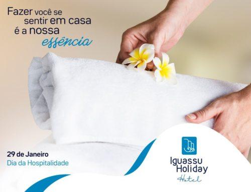 Dia da Hospitalidade – 29 de janeiro