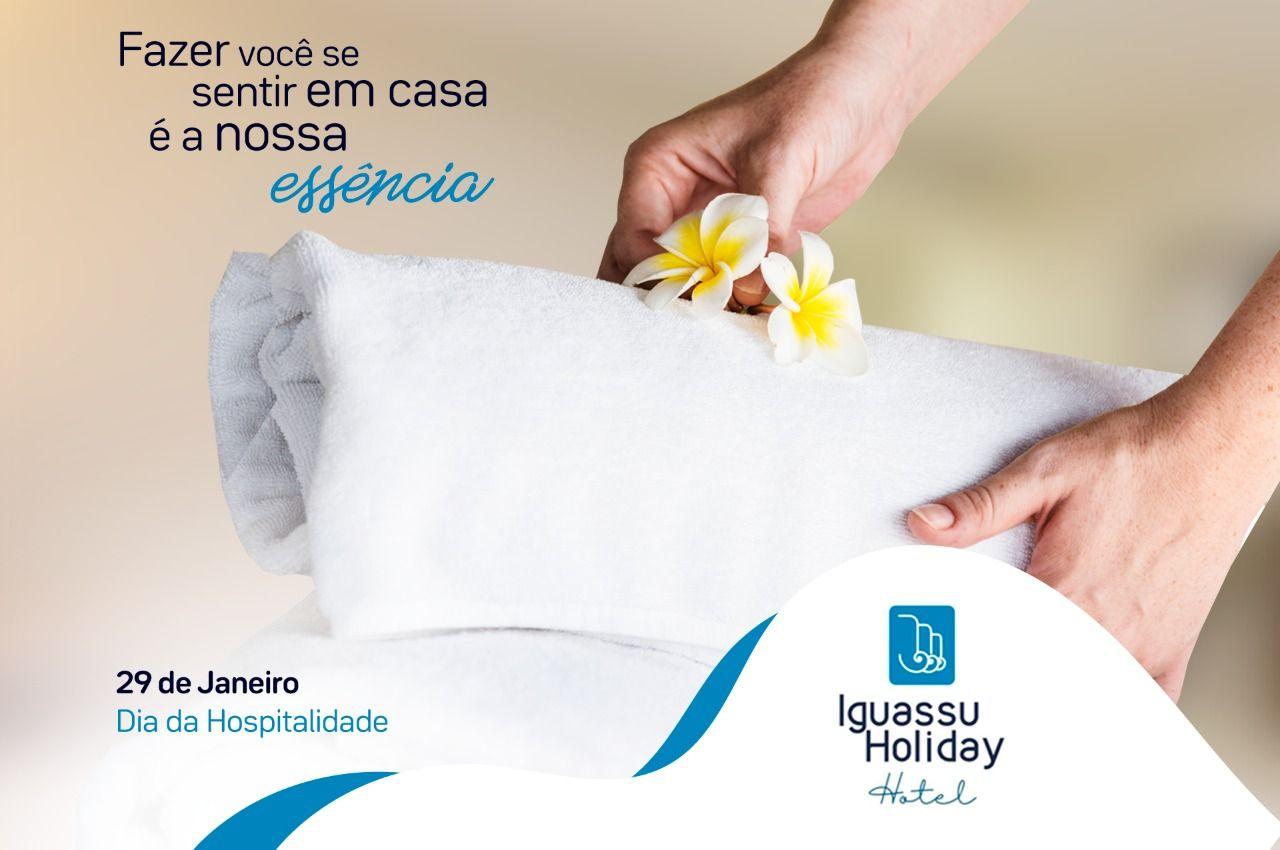Dia da Hospitalidade - 29 de janeiro