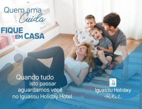 Quem Ama Cuida – Fique em Casa